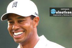Tiger Woods regresa luego de 14 meses de ausencia