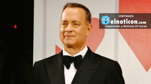 Las fuertes declaraciones de Tom Hanks contra la candidatura de Donald Trump