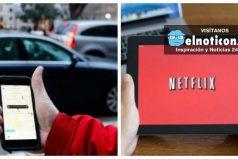 ¡Ojo! Uber y Netflix tendrían impuesto con la reforma tributaria y afectarían su bolsillo