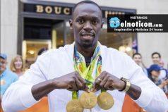 Usain Bolt se vuelve cantante y presenta al mundo su nueva canción