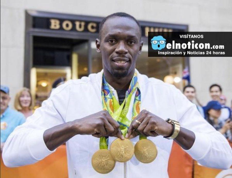 Usain Bolt se retirará del atletismo en 2017 en el Mundial de Londres