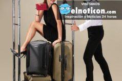 Date el gusto de pasearte por el mundo con una buena maleta. ¡Atrévete!