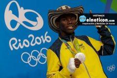 El sueño del campeón olímpico Yuberjen Martínez se hace realidad