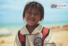 Pañales decorados por niños de La Guajira ¡Qué campaña tan enternecedora!