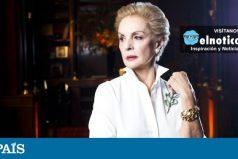 """Carolina Herrera: """"No hay nada que envejezca más a una mujer que vestirse de joven"""""""
