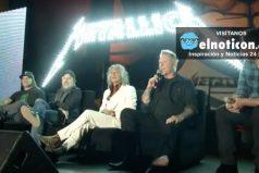Metallica confirma concierto en México para marzo de 2017