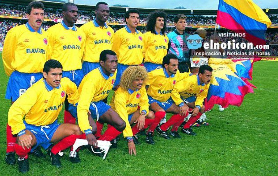 Jugadores de la selección Colombia se reúnen ¡Tino, Pibe, Cordoba, Aristi y muchos más!