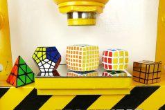 ¿Nunca pudiste armar el cubo de Rubik? Te encantará este video… Dulce venganza