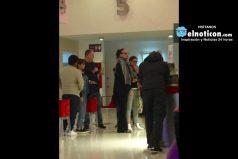 Aerosmith en Perú: encontramos a Steven Tyler en una sala de cine en Lima