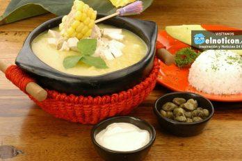 El ajiaco, plato que recuerda la identidad bogotana; ¡delicioso!
