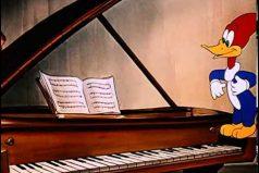 ¿Recuerdas a El Pájaro loco? Revive con nosotros este loco concierto de música clásica ¡gran pianista el pájaro!