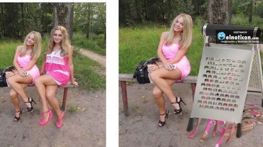 Víctimas de un despiadado maestro del Photoshop que se toma las órdenes de manera literal