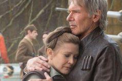 "Carrie Fisher se confiesa en sus diarios: ""Aún amo a Harrison Ford"""