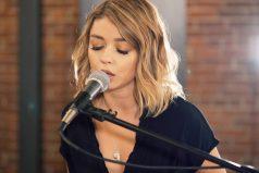 Sarah Hyland, Haley en 'Modern Family', hace junto a Boyce Avenue este cover de  'Closer'. Su voz es sencillamente… ¡Espectacular!