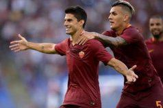 ¡Increíble 'rabona' de Diego Perotti en la Europa League! Toda una obra de arte del jugador de la Roma. ¿Será el mejor gol del año?