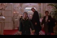 ¿Recuerdas el momento en el que Donald Trump apareció en 'Mi pobre angelito 2'? Seguro ni lo habías notado