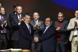 Gobierno confía que esta semana quede refrendado el acuerdo de paz en el Congreso