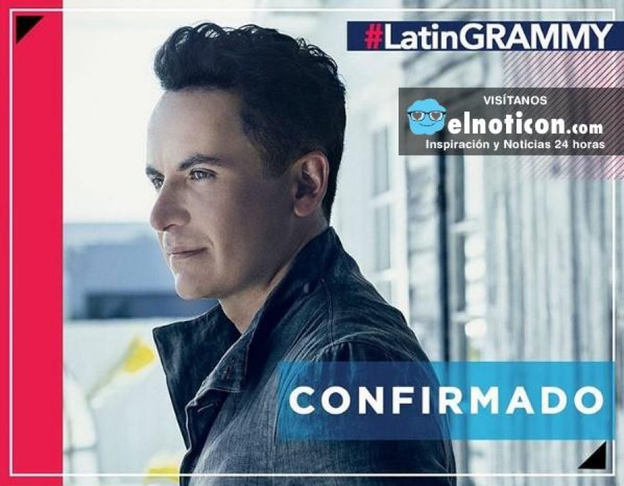 La invitación de Fonseca a sus seguidores a ver los Grammy Latinos ¡nos encanta!