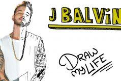 Los secretos que seguro no sabías de J Balvin, ¡encantador!