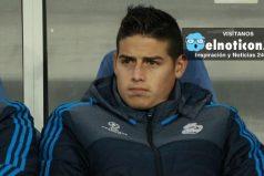 Un nuevo rumor de James Rodríguez, ahora suena para este equipo francés