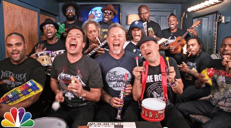 Jimmy-Fallon-Metallica-The-Roots-Sing-Enter-Sandman-Classroom-Instruments
