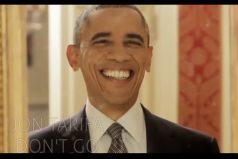 ¿Ya viste 'Don't Go', el homenaje a Barack Obama? ¡No te lo puedes perder!