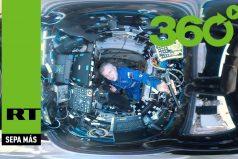 Otra maravilla en video 360°: La Tierra vista desde la Estación Espacial Internacional. ¡Qué bella es la joya azul del universo!