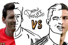 Messi o Cristiano ¿cuál es tu favorito?