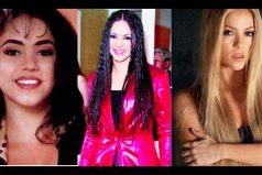 Celebridades que se hicieron famosas al cambiar de look ¡DIVINAS!