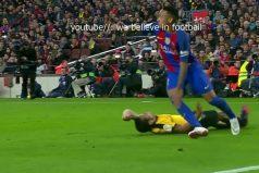 La jugada de Neymar que enloqueció a todo el Camp Nou. ¡Qué crack!