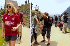 """Si hiciéramos un """"top 5 Mannequin Challenge"""" este de Machu Picchu seguro ganaría el primer lugar"""
