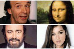 Los 7 italianos que siempre llevaremos en el corazón