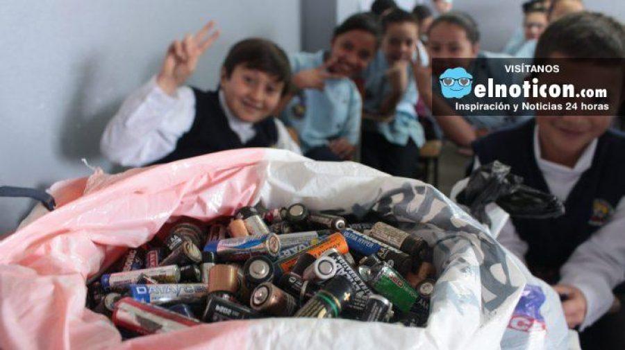 'Pilas con el Ambiente' hizo posible la primera entrega a la fundación Asodisvalle; ¡nos encanta!