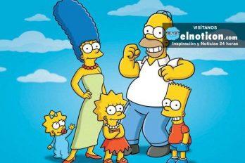 'Los Simpson' rompe récord en televisión ¡like si en tu casa los ven!