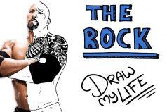¿Recuerdas a La roca? revive con nosotros sus mejores momentos ¡en muñequitos!
