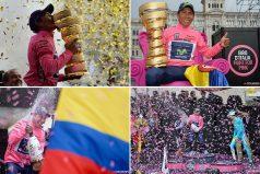 Nairo Quintana y su lucha por los derechos de las mujeres. ¡Un gran ser HUMANO!