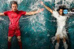 Sabías que las camisetas del Bayern Múnich y del Real Madrid son hechas con plástico marino reciclado
