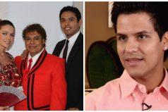 Iván Aguilera confirma que Luis Alberto es hijo de Juan Gabriel