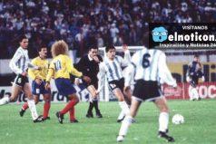 Colombia solo le ha ganado de visita una vez a Argentina por Eliminatorias ¡Recuerdas el 5 – 0!