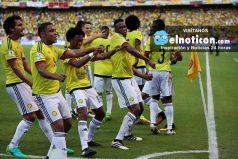Estas son las bajas confirmadas que tendrá Colombia frente Argentina