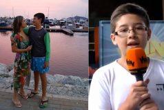 Hijo mayor de Vicky Dávila participa en La Voz Teens