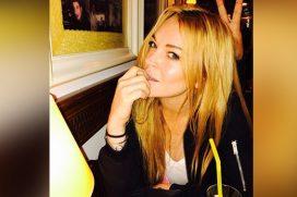 ¡Lindsay Lohan ya no es la misma de antes!