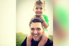 Michael Bublé confirma que su hijo de tres años tiene cáncer ¡Fuerza para la familia!