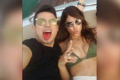 Pipe Bueno y Naty Sánchez reaparecen enamorados