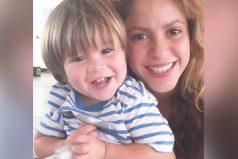 Shakira confirma el estado de salud de su hijo Sasha ¡Nos alegra que esté mejor!