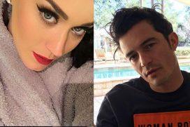 ¿Se acabó el amor entre Katy Perry y Orlando Bloom?