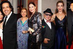 Alfombra roja Premios Macondo 2016