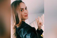 Macry Vélez deja ver su pancita de embarazada