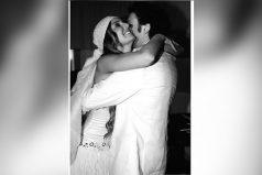 Claudia Bahamón celebra su aniversario de boda