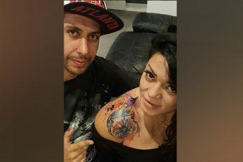 El nuevo tatuaje de Marbelle para borrar a su ex